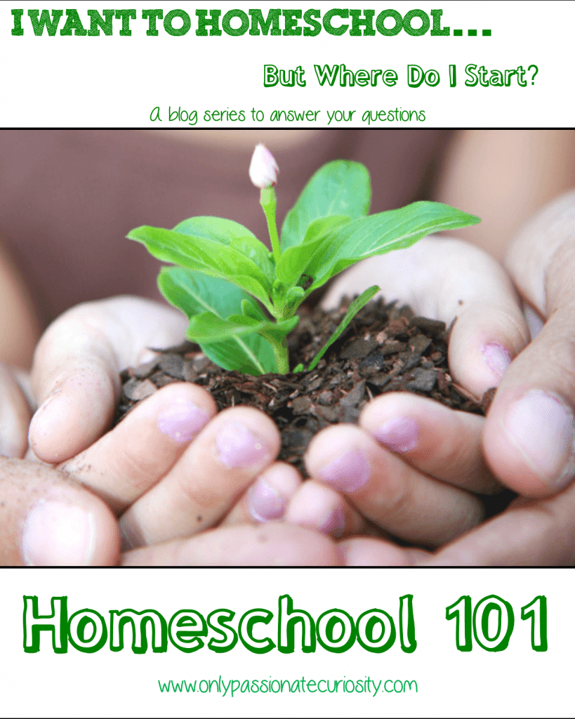 New to Homeschooling? Don't Stress! Homeschool 101 is here!