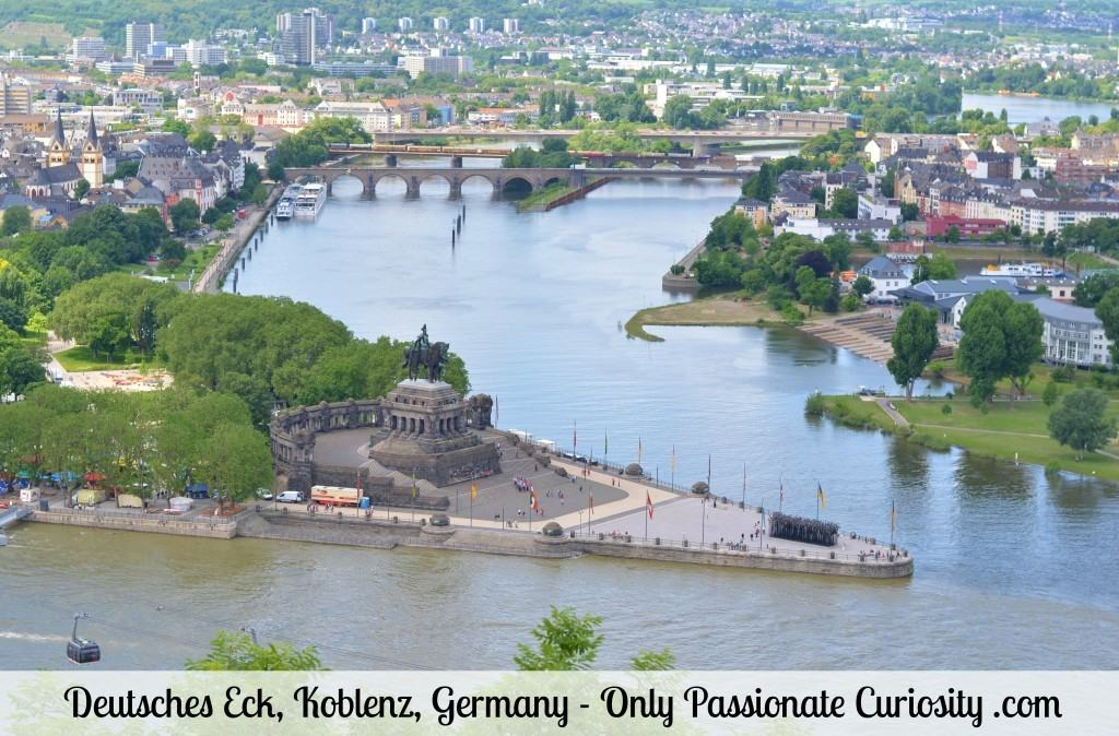 Field Trip Friday: Koblenz, Germany