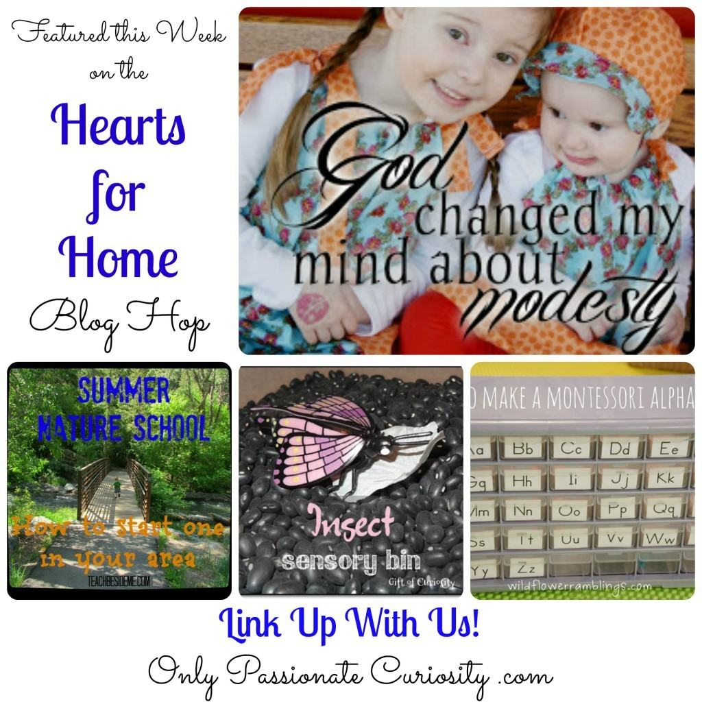 Hearts for Home Blog #23