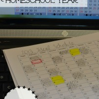 Homeschool Scheduling 101: Planning Your Year