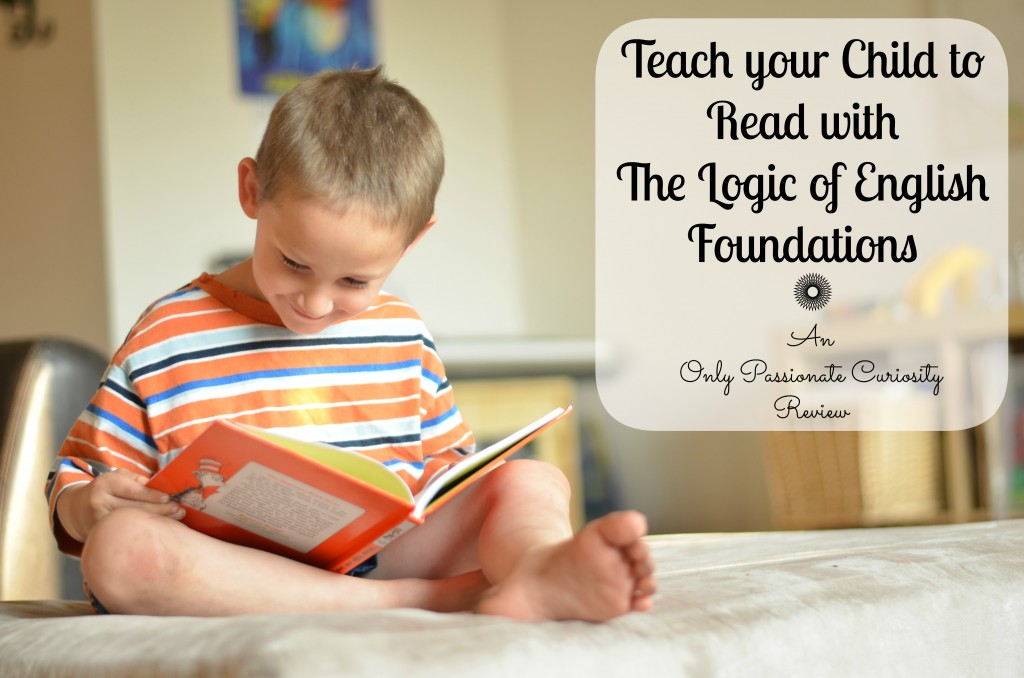 Teach your Child to Read with Logic of English Foundations