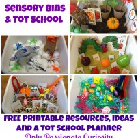 How do I Homeschool with a Toddler? Fill their Cup! {Free Tot School Planning Pack}