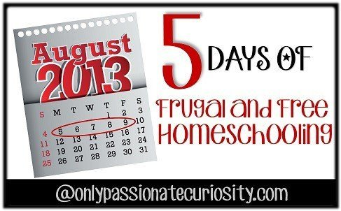 Free and Frugal Homeschooling