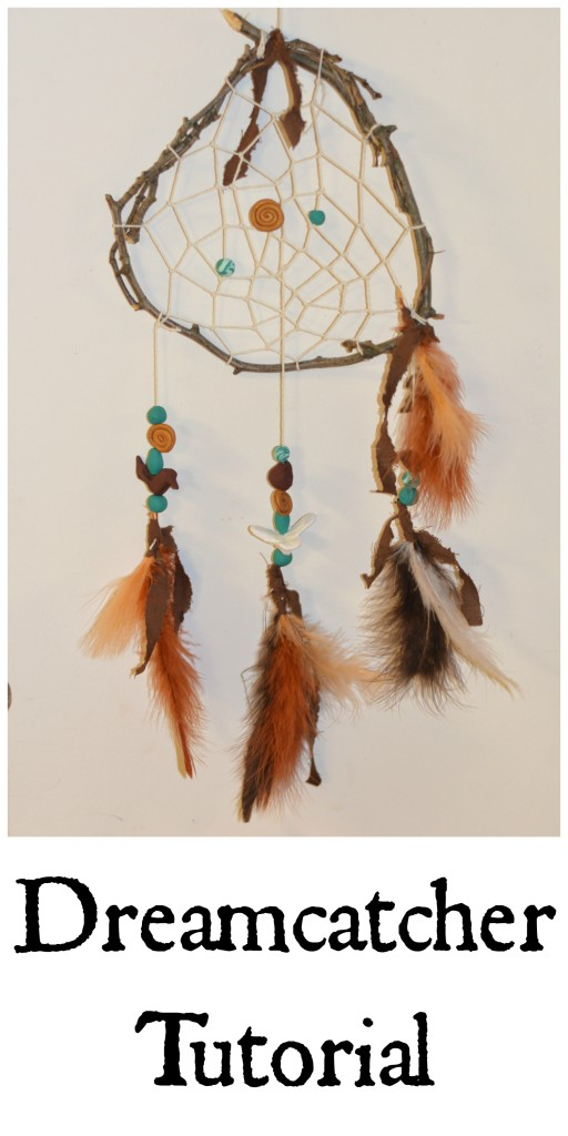 How to make a dream catcher tutorial only passionate for Dream catchers how to make them