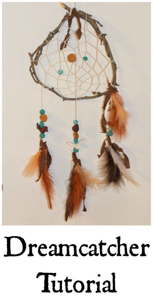 How To Make A Dream Catcher Tutorial Only Passionate Curiosity
