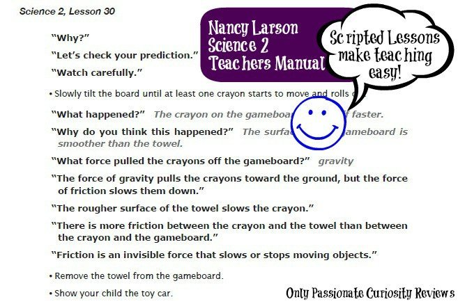 Nancy Larson Science 2 Teachers Manual Scripted Lessons
