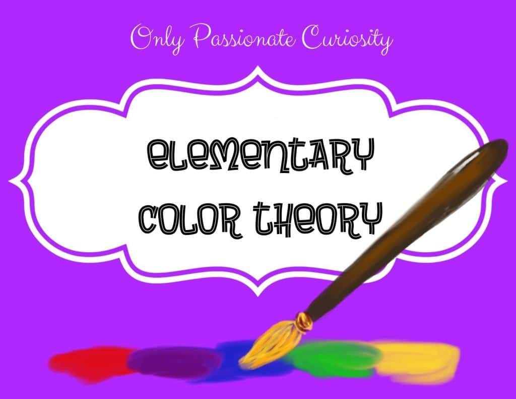 Color theory worksheet for kids - Color Theory Worksheets