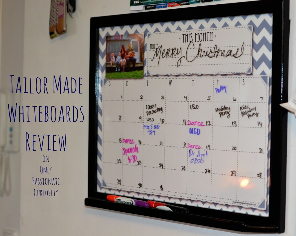 Tailor Made Whiteboards