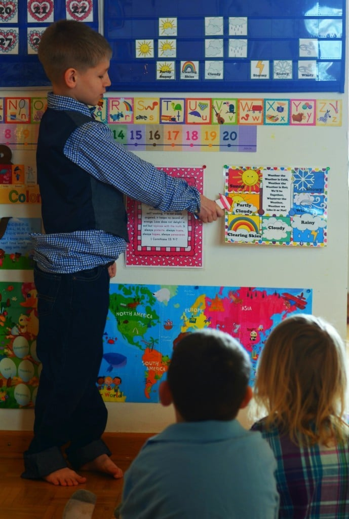 Classroom Meeting Ideas ~ Circle time morning meeting mega pack calendar and weather