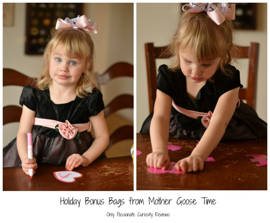 Holiday Activities with Mother Goose Time