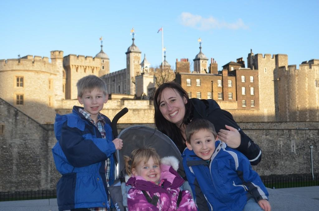 Field Trip Friday: The London Tower