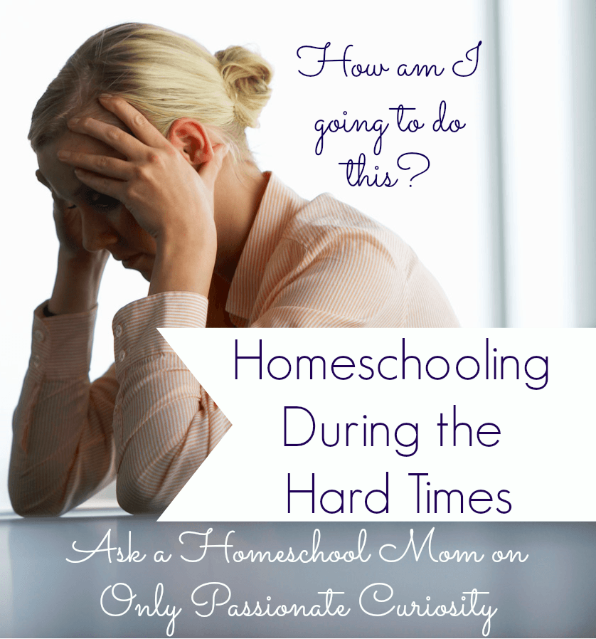 Homeschooling During the Hard Times