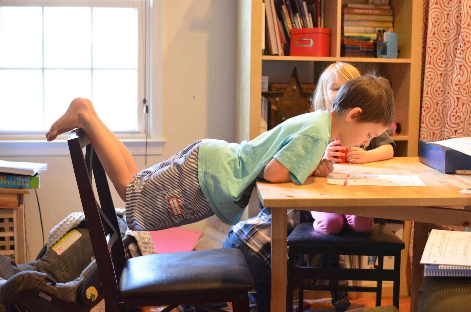 Our January Re-Cap: Real Life Homeschooling