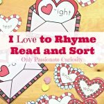 Valentines Day Themed Rhyming Pack
