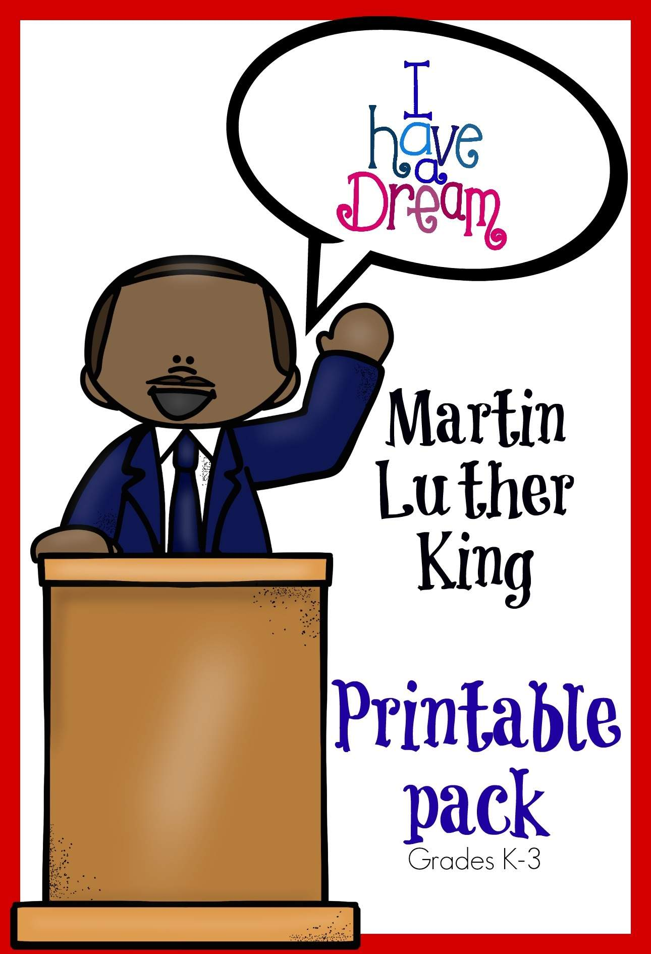 Quotes Martin Luther King Printables QuotesGram