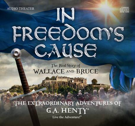 In Freedom's Cause {Schoolhouse Crew Review}