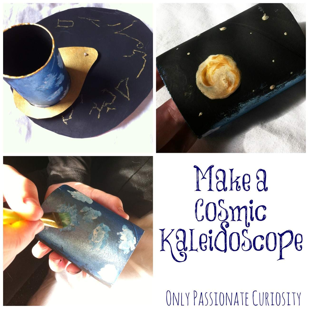 Make a Cosmic Kaleidoscope