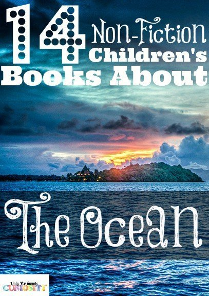 Children's Books about the Ocean