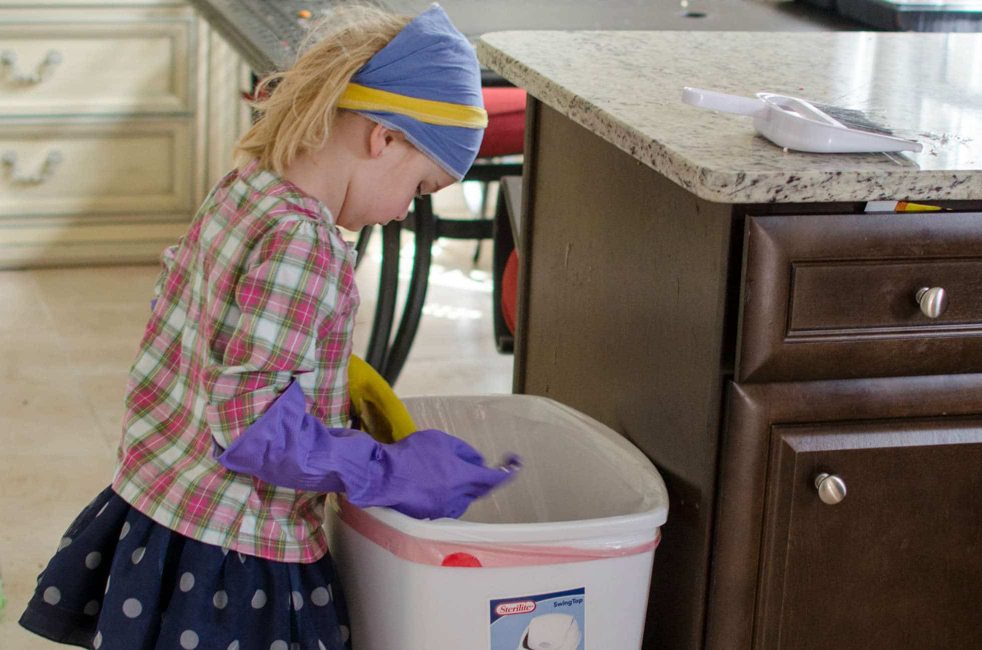 How To Teach Your Children To Clean Only Passionate