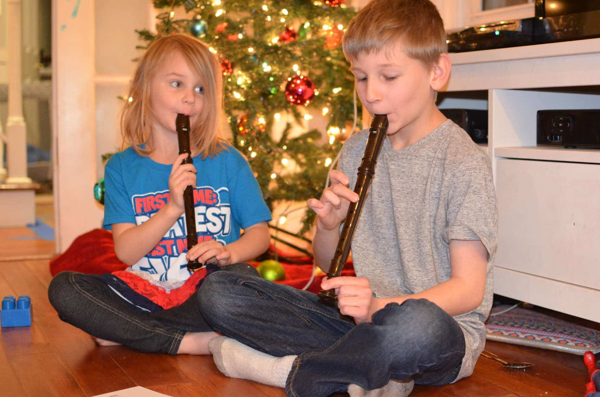 How to Teach Your Child to Play the Recorder (and not go crazy)