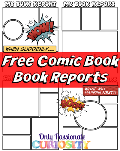 comic book reports only curiosity