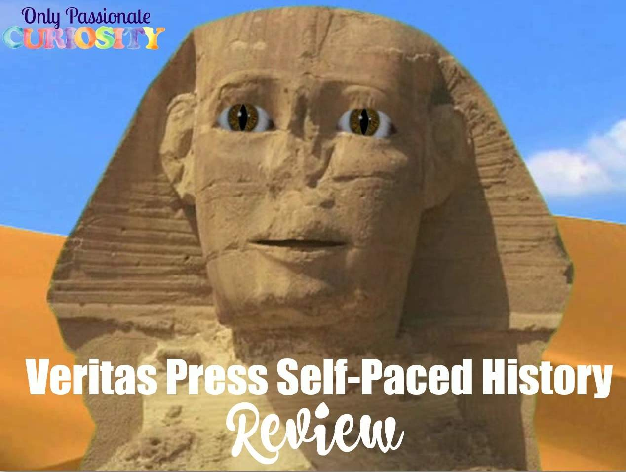 Veritas Press Self-Paced History Review and Giveaway