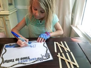 Learn How to Tally, and Raise Money for the Troops!