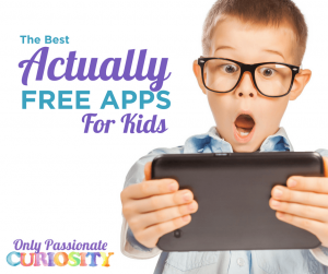 The Best Actually Free Apps for Kids