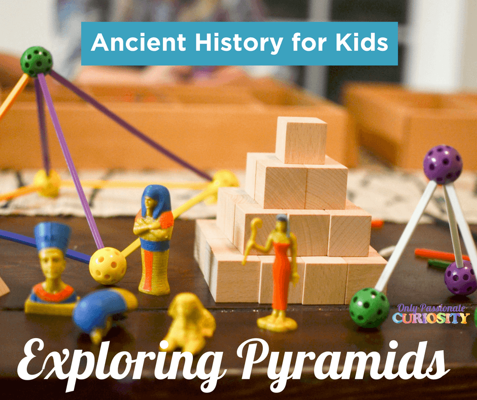 Ancient Egypt for Kids: Learning about Pyramids