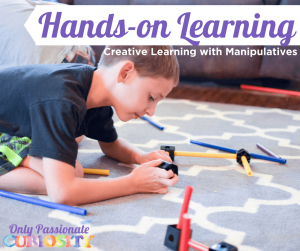 Creative, Hands-On Learning with Manipulatives