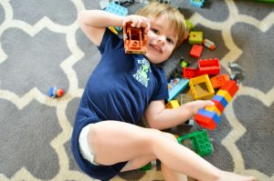Learning With LEGO Duplo