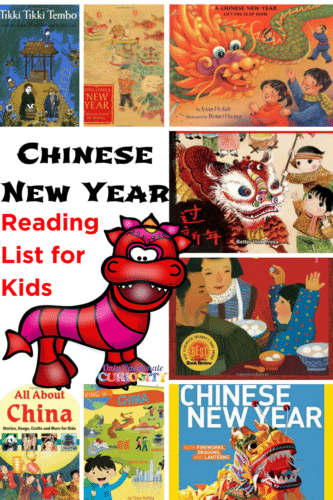 Chinese new year reading list
