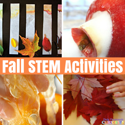 Fun STEM Activities for Fall