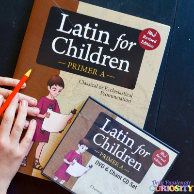 Review: The NEW Latin for Children