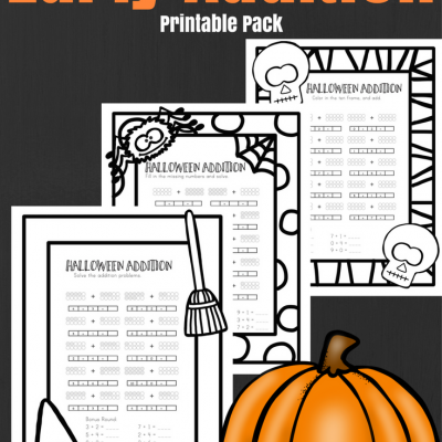 Halloween Addition Practice