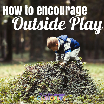 How to get your kids to spend more time outside