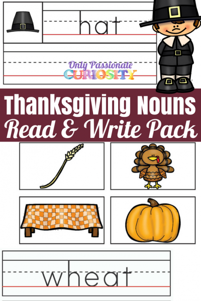 Thanksgiving Nouns