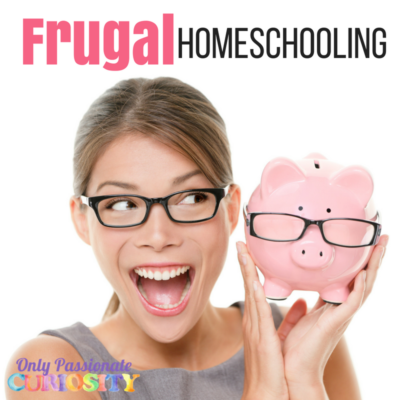 How to be a Frugal Homeschooler