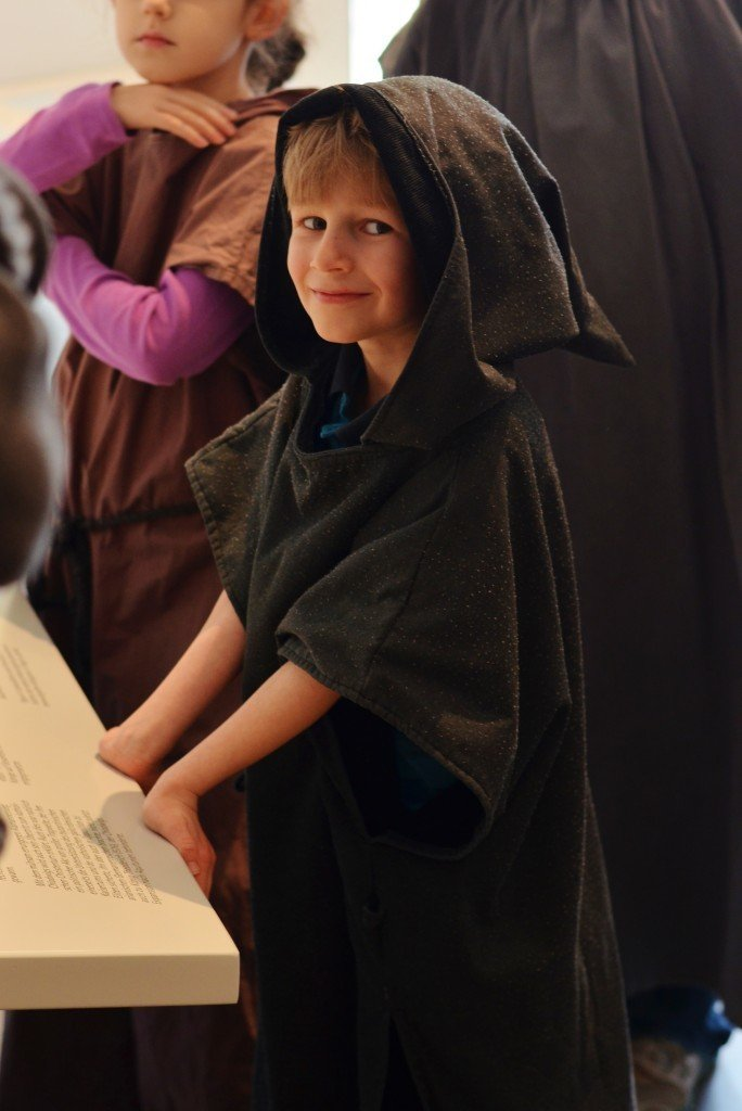 Field Trip Friday: Kloster Lorsch and Medieval Monks
