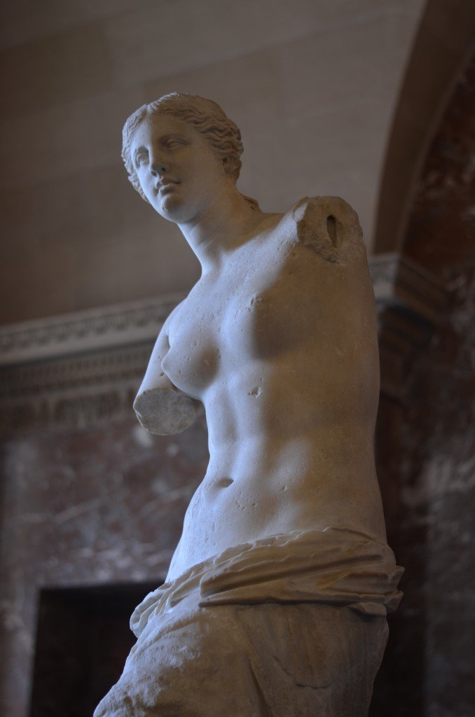Field Trip Friday: Ancient Art, The Story of the World and the Louvre