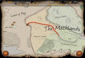 MathRiderScreenshot2