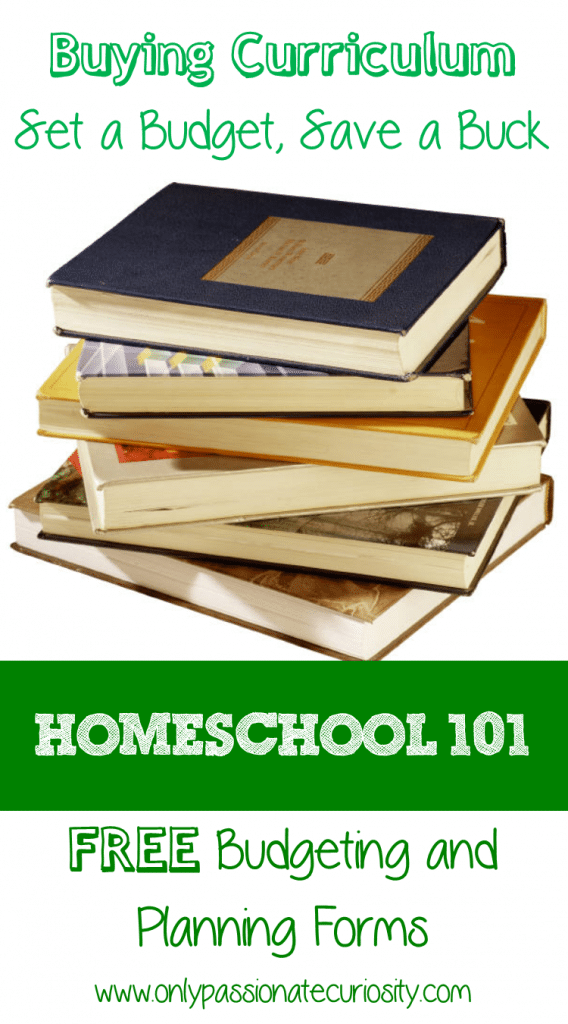 Homeschool 101 Buying Curriculum