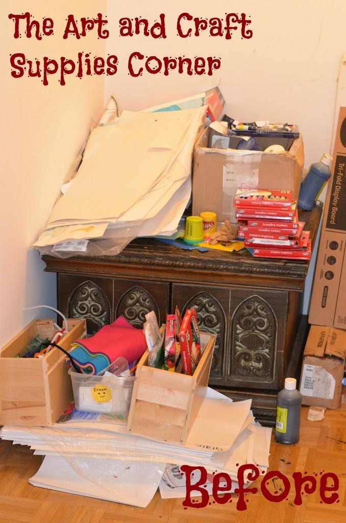 The Organized Homeschool Challenge Week 1: Books