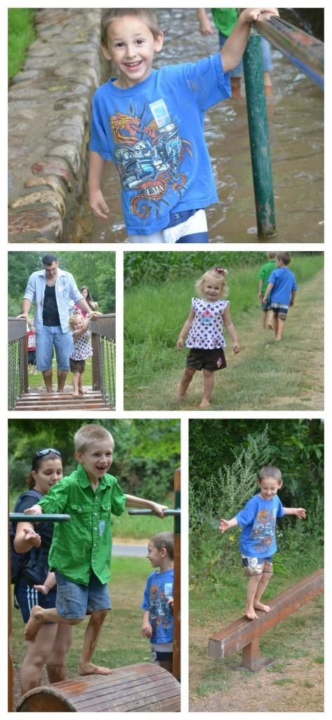 Field Trip Friday: Barefoot Park Adventures
