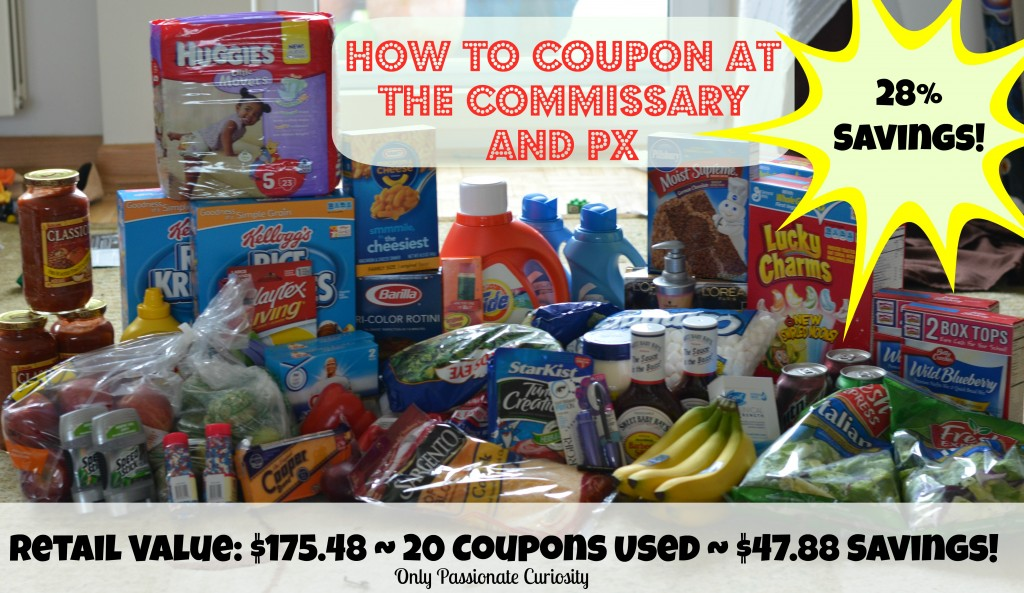 Military Family Couponing