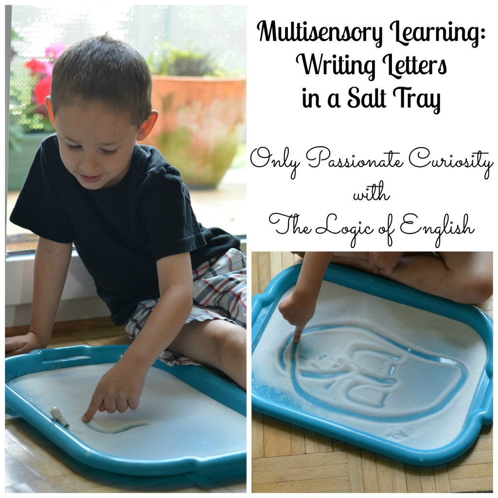 Multisensory activities for learning to read