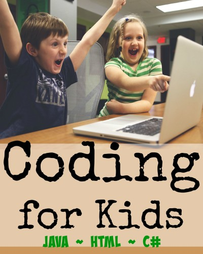 Teaching kids computer coding