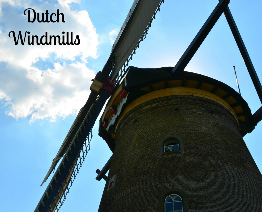 About dutch windmills