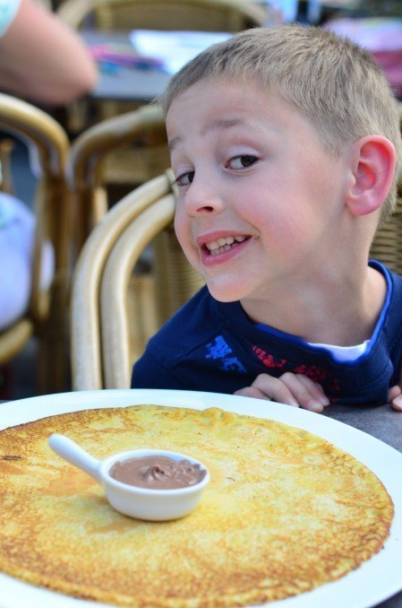 Wordless Wednesday: Dutch Pancakes
