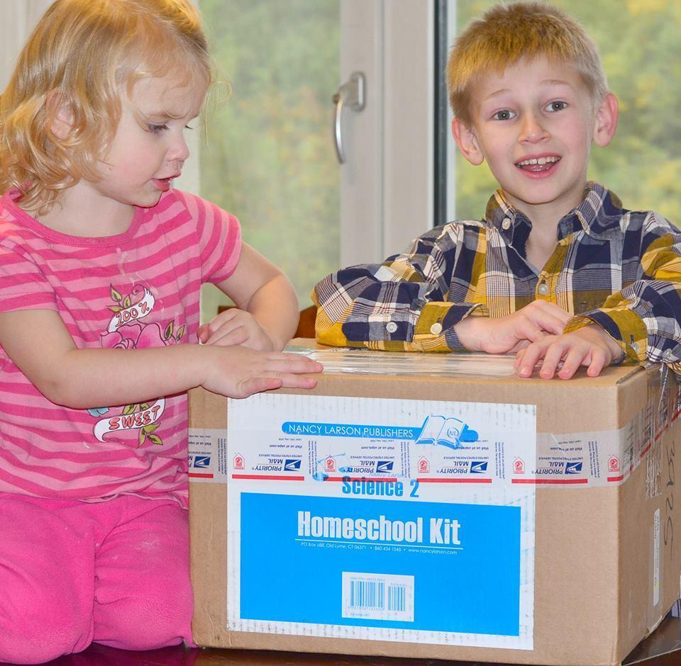 Nancy Larson Science Box Day